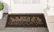 A Bunch Of Cats Rubber Doormat