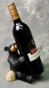 Honey Bear Wine Bottle Holder
