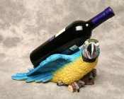 Decorative Parrot Wine Bottle Holder