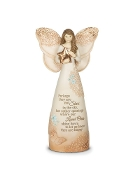 Light Your Way Memorial Stars in The Sky Angel Figurine