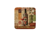 Lang Chateau Rouge Side Plate, 8.5 x 8.5""