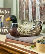 Duck Design Cork Holder