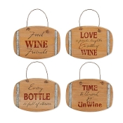 Wine Barrel Ornaments