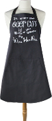 Ignore Your Beergut, Kitchen Apron