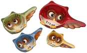 Owl Design Nested Measuring Spoon Set