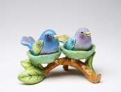 Flights of Fancy Bird Nest Salt and Pepper Set