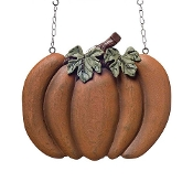 Pumpkin Hanging Decorative Autumn Replacement Plaque