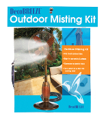 Outdoor Fan Misting Kit