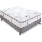 12-inch Hybrid Innerspring and Gel Memory Foam Mattress
