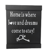 Home is Where Love and Dreams Come to Stay