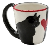 Cats Yin And Yang Mug