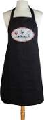 I Go Both Ways Wine Apron 27 x 28