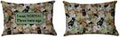 Manual Camo Cat Decorative Pillow
