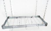 Rogar KD Rectangle Pot Racks