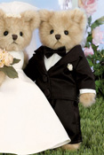 Beary Handsome Husband Bearington Bear