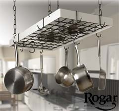 Hanging Rectangle Pot Rack